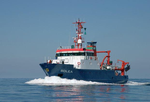 Fischereiforschungsschiff Solea