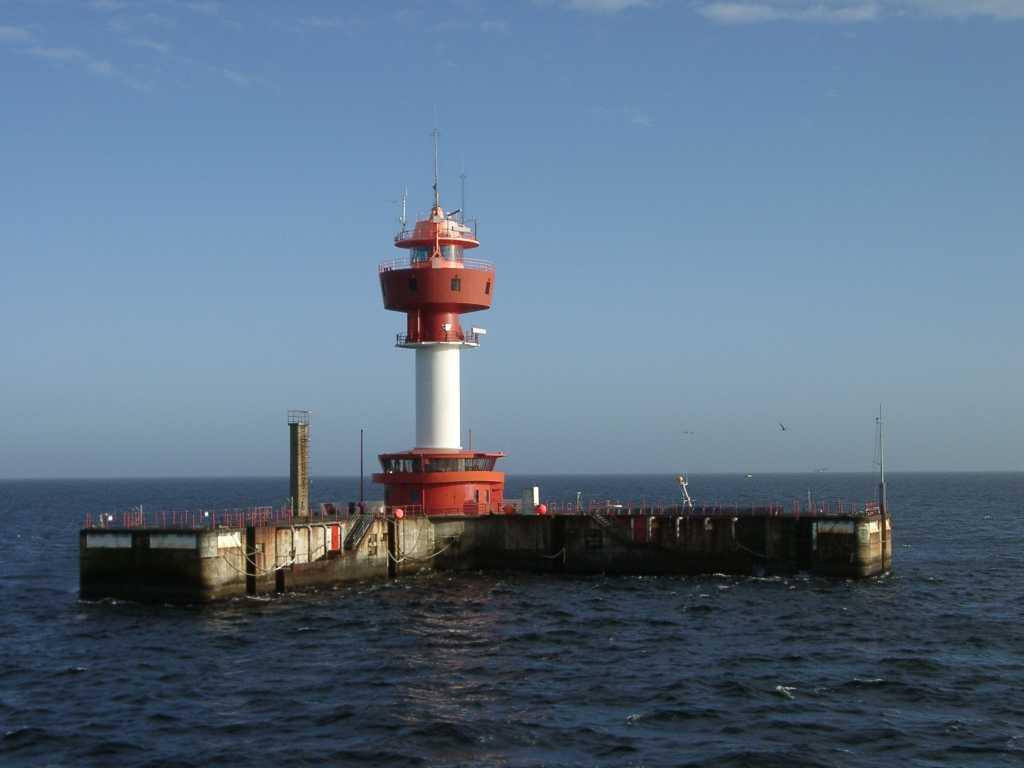 Messstation Leuchtturm Kiel